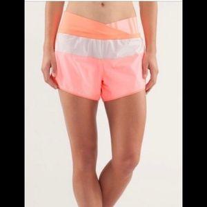 Lululemon Astro Shorts size 6